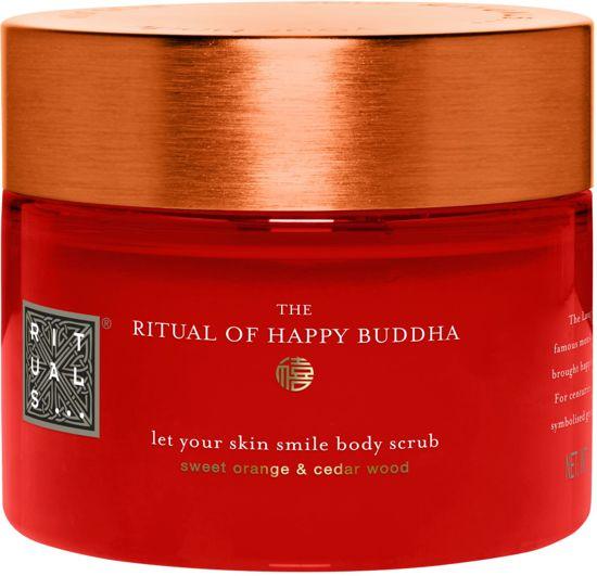 RITUALS The Ritual of Happy Buddha Scrub Lichaamsscrub - 375 gr
