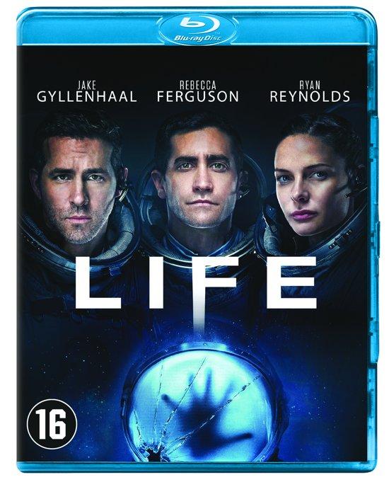 DVD cover van Life (Blu-ray)