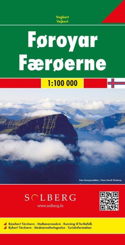 Färöer 1 : 100 000