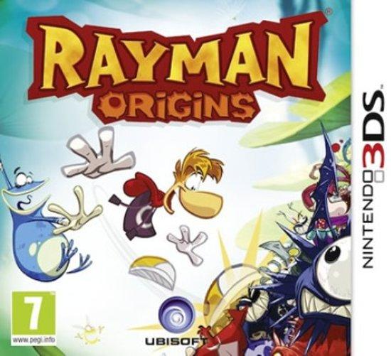 Rayman: Origins 3D - 2DS + 3DS