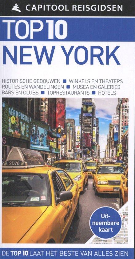 Capitool Reisgidsen Top 10 - New York