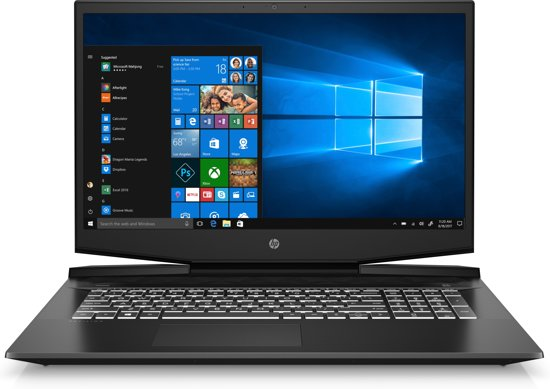 HP Pavilion G 17-cd0919nd