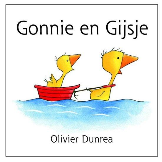 Gonnie & vriendjes - Gonnie en Gijsje