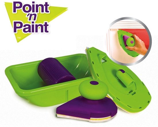 Point and Paint verfset