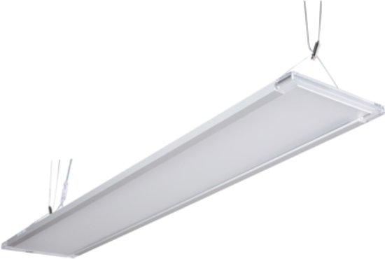 opple lighting 140054053 hangende plafondverlichting flexibele montage wit led