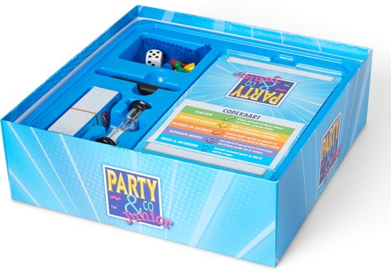 Party & Co Junior - Kinderspel