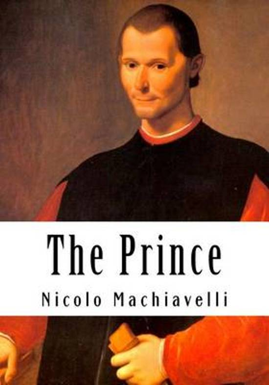 the balance between good and evil in nicolo machiavellis the prince Free niccolo machiavelli papers the morals of the prince by niccolo machiavelli bettering the state and the greater good machiavelli may seem evil to.