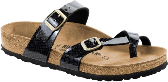 Birkenstock Mayari Dames Slippers - Black