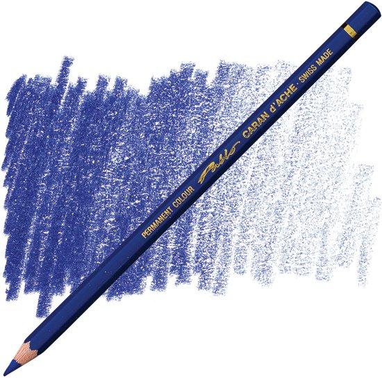 Carand'ache kleur potlood Pablo Ultramarine (140)