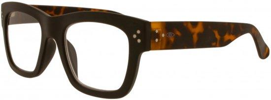 cf8f7c04427189 Icon Eyewear NCD301 Rumble Leesbril +2.50 - Mat zwart montuur