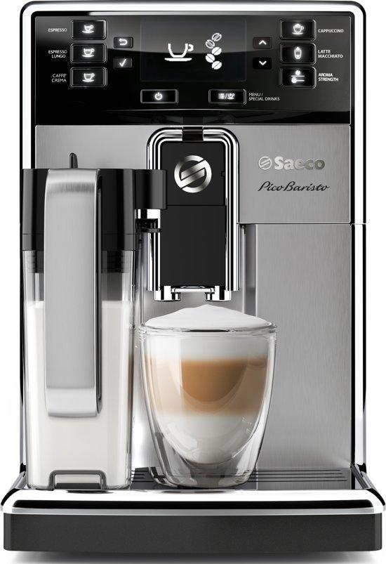 Saeco PicoBaristo HD8927/01 - Espressomachine - Zilver