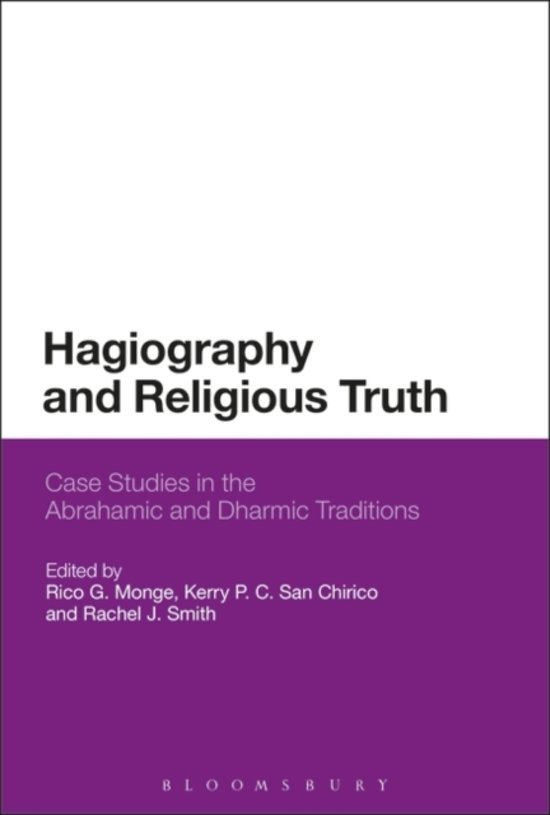 Hagiography and Religious Truth