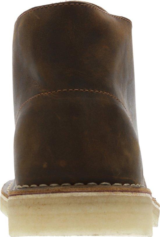 46 Clarks Maat Heren Desert Brown Bruin Boot Suede Laarzen xwg8qavZw