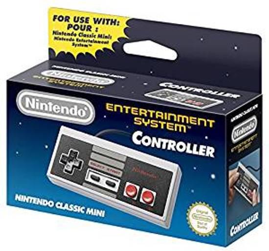 Cover van de game Nintendo Classic Mini NES controller
