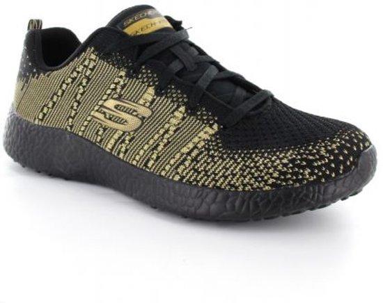 Skechers Burst First Glimpse Sportschoenen Dames Zwart 37