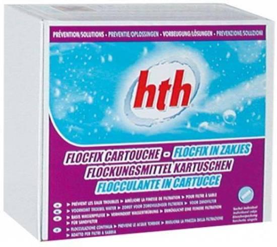 HTH Flocfix (vloktabletten)