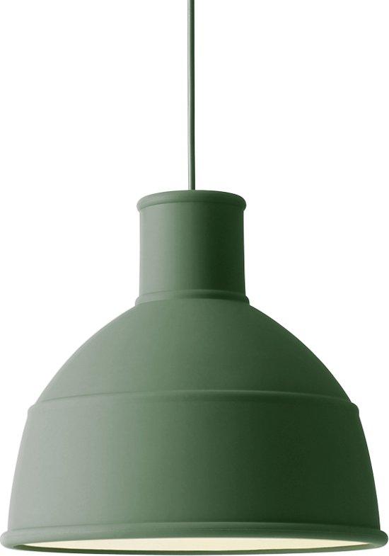 Muuto Unfold - Hanglamp - Ø32.5 cm - Groen