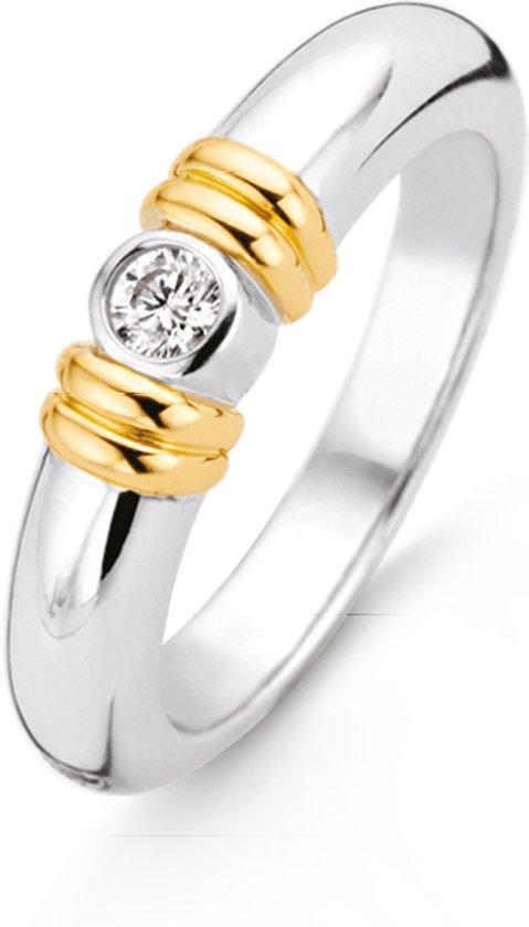 Ti Sento Ring Verguld
