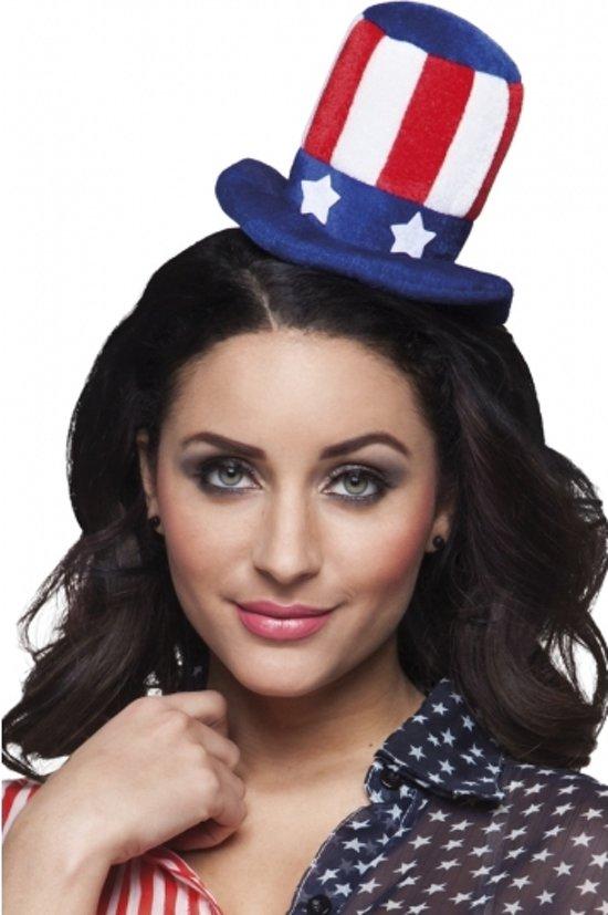Diadeem met Uncle Sam hoedje