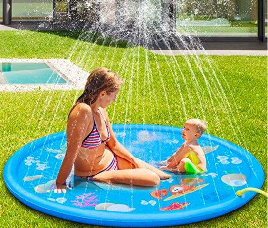 L1GHT - Opblaasbare Water Speelmat - Speelkleed baby