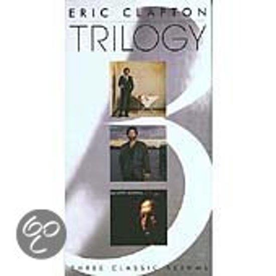 Eric Clapton - Trilogy (Nl Version,Digibook)