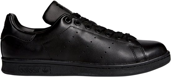 cheaper cd30f dee13 adidas Stan Smith - Sneakers - Unisex - Zwart - Maat 44 23