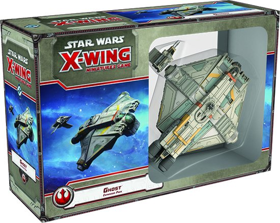 Afbeelding van het spel Star Wars X-wing Ghost Exp. P