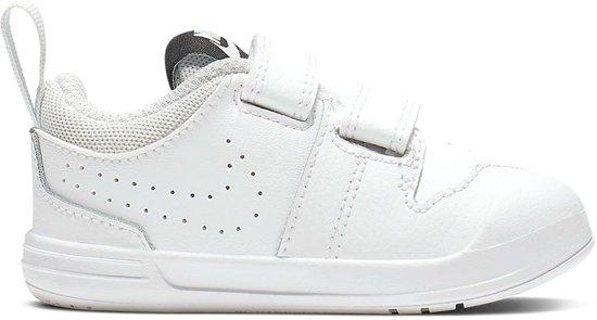 Nike Pico 5 Tdv Unisex Sneakers - White/White-Pure Platinum - Maat 23.5