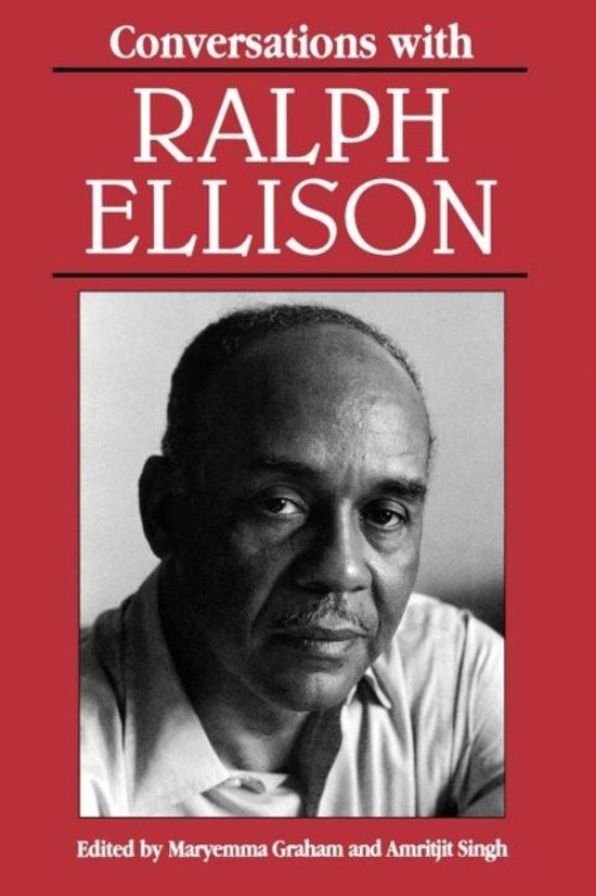 the life and writing career of ralph waldo ellison