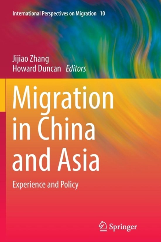 Migration in China and Asia