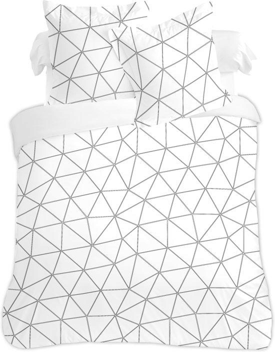 VISION Hugo - Dekbedovertrekset -Lits-jumeaux - 240x220cm HUGO