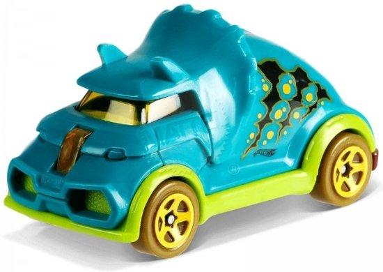 0a36882cfcfc3b bol.com | Hot Wheels Dino Riders Auto Tricera Truck 6 Cm Groen, Hot ...
