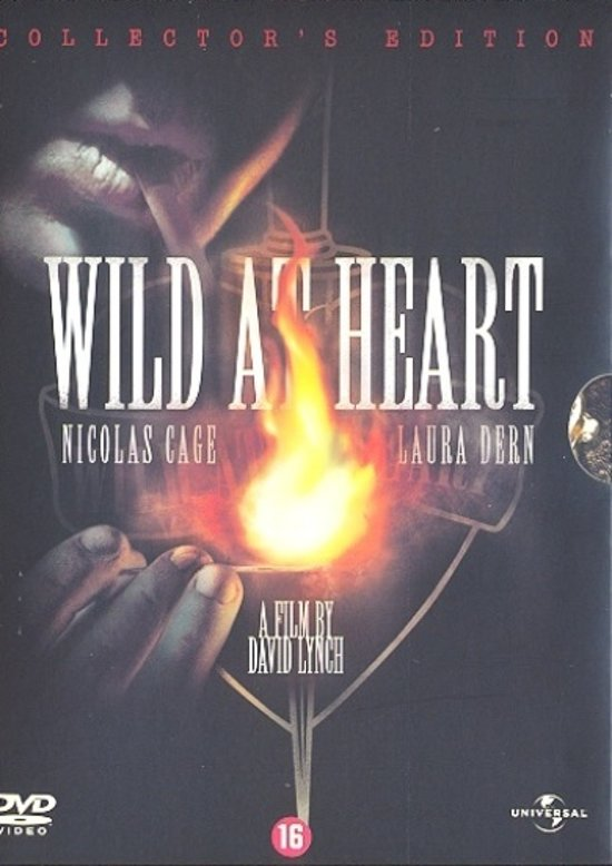 Cover van de film 'Wild at Heart'