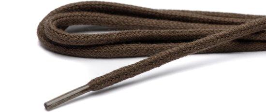 Cordial - Schoenveters - donkerbruin lengte 70 cm 4-6 gaatjes