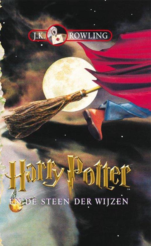Cover van het boek 'Harry Potter 001 en de Steen der Wijzen audioboek 8 CD' van J.K. Rowling