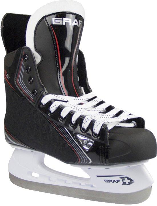 Graf Ijshockeyschaatsen PK110 Unisex Maat 33