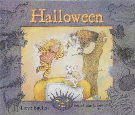 Wat Zeg Je Met Halloween.Bol Com Halloween L Baeten 9789044800418 Boeken
