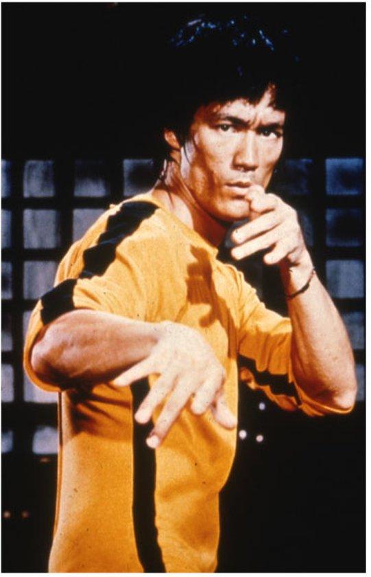 Afbeelding van het spel Yu-Gi-Oh! 60 Deck Protector Sleeves Bruce Lee