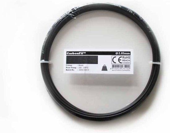 CarbonFil - Black - 175CARBFIL-BLCK-0500 - 500 gram - 230 - 265 C