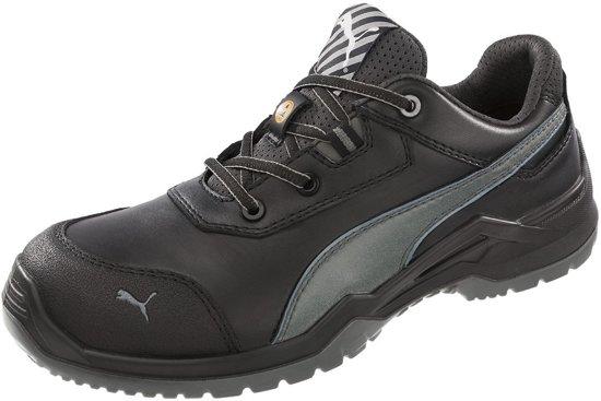 Werkschoenen S3 Puma.Bol Com Puma Werkschoenen Argon Rx Laag S3 Zwart Esd 43