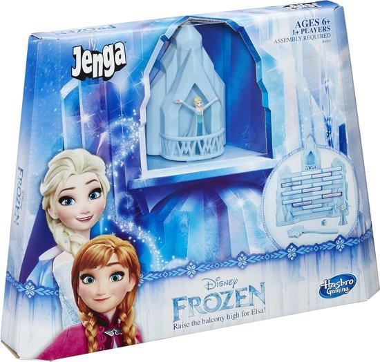 Afbeelding van het spel Jenga Disney Frozen - Kinderspel