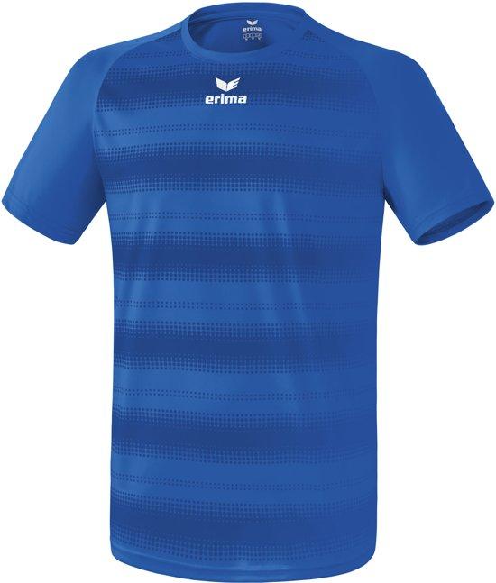 Erima Santos - Voetbalshirt - Kinderen - Maat 128 - Blauw