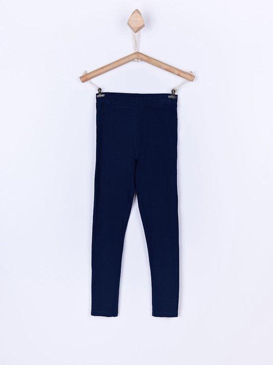 Tiffosi-legging-Deniz-kleur: blauw-maat 164