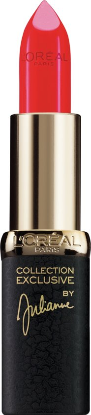 L'Oréal Paris Color Riche Collection Exclusive La Vie En Rose - Pure Reds Julianne - Lippenstift
