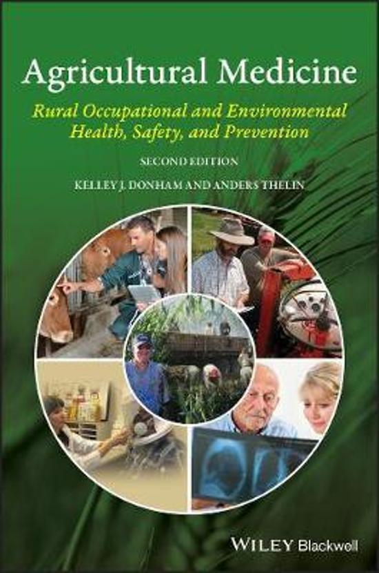 Bol Agricultural Medicine 9781118647202 Kelley J Donham