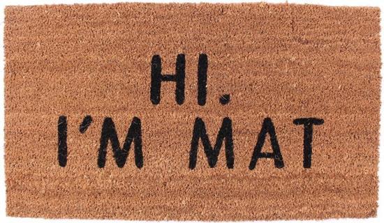 Hi I'm Mat Deurmat