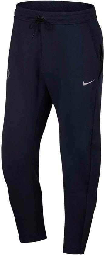 687e2290ffb Nike Chelsea FC Tech Fleece Trainingsbroek Heren Sportbroek - Maat L -  Mannen - blauw