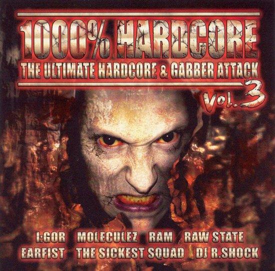 1000% Hardcore, Vol. 3