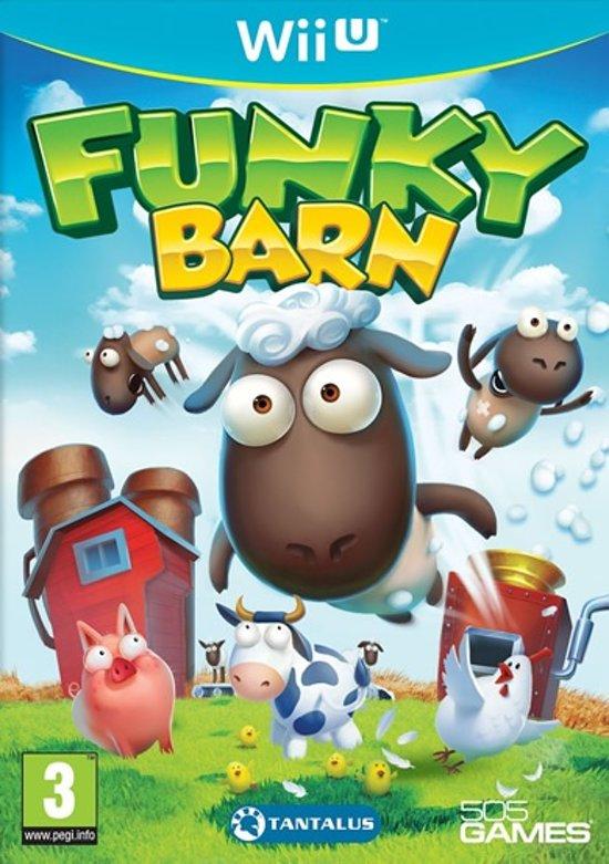 Funky Barn - Wii U