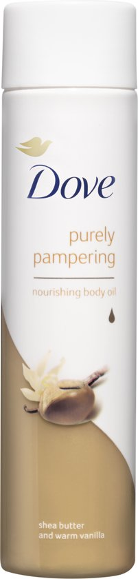 Dove Purely Pampering Sheabutter & Vanille - 150 ml - Dry Oil Lotion